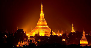 Yangon Full Day Tour