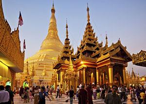 Yangon Shwedagon