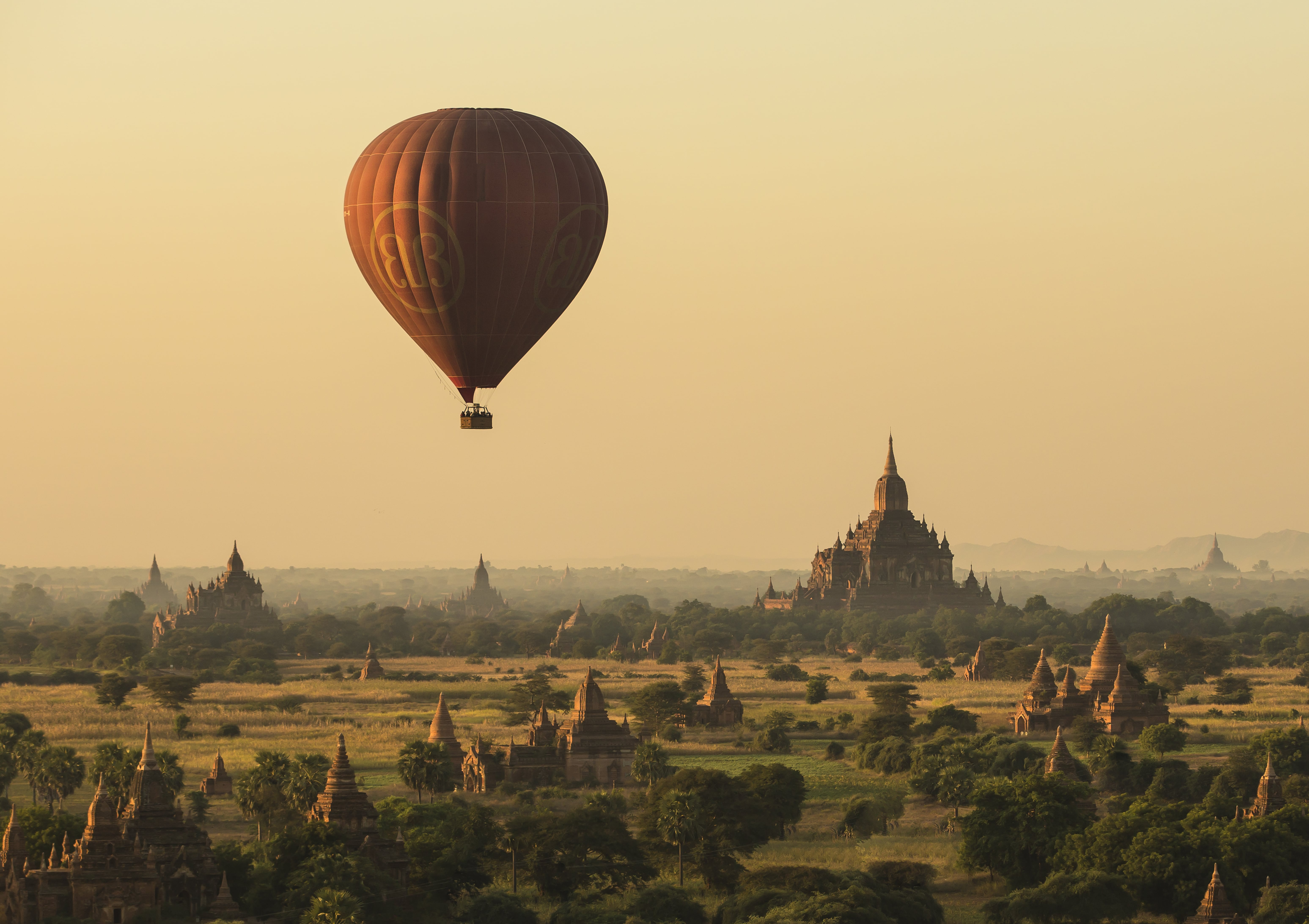 Bagan Balloon