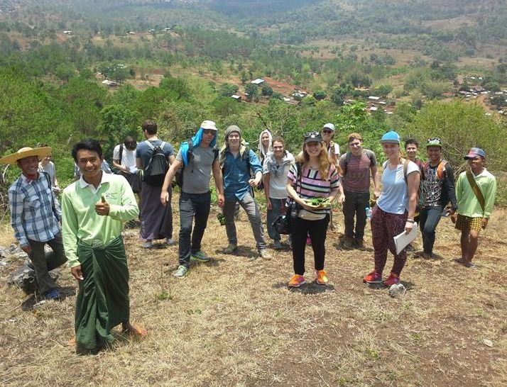 Pan pet trekking kayah loikaw