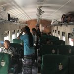 Yangon Train 1