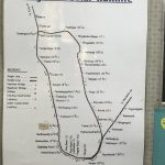 Yangon Train Map
