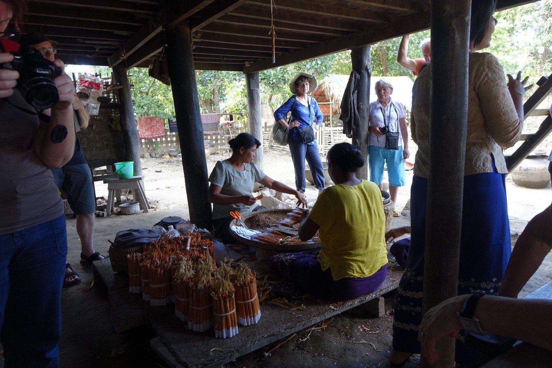 Myit Gyi na Village