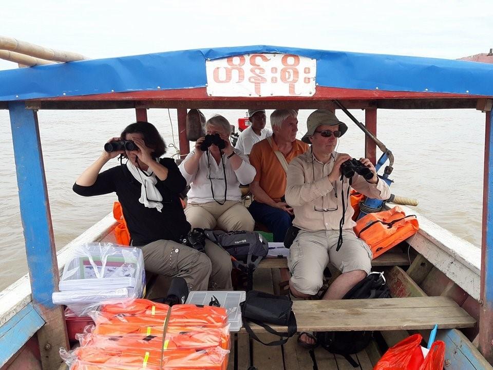 Hein Soe Boat
