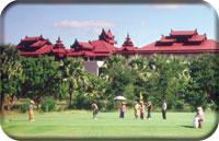 Bagan Golf Resort Picture 1