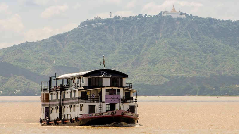 Irrawaddy Princess II River Cruise