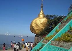 kyaikhtiyo pagoda view 1
