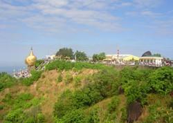 kyaikhtiyo pagoda view 2