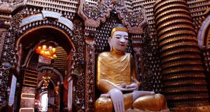 Monywa pagoda