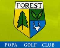 Popa Golf Club logo