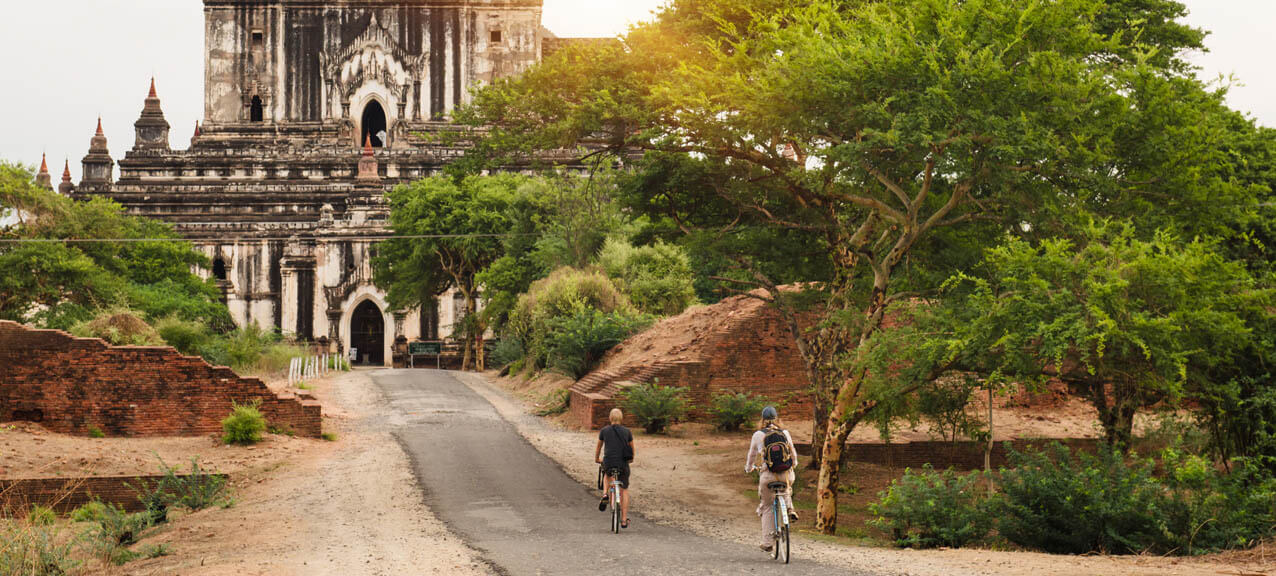 Bagan Cycling